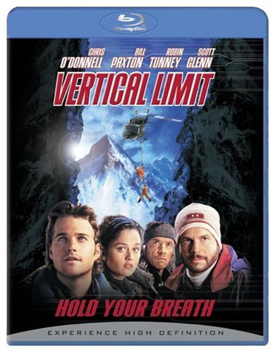 Cover art for  Vertical Limit [Blu-ray]