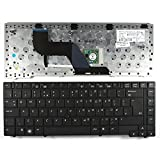 HP Elitebook 8440p HP Elitebook 8440w HP PK1307D2A08 HP V103102CK1 With Pointer Black UK Replacement Laptop Keyboard