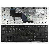 HP Elitebook 8440p HP Elitebook 8440w HP PK1307D2A08 HP V103102CK1 With Pointer Black UK Replacement Laptop Keyboard