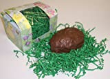 Scott's Cakes 1/2 Pound Maple Fudge Easter Egg Covered in Milk Chocolate
