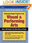 Visual & Performing Arts 2006, Guide to (Peterson's College Guide for Visual Arts Majors)
