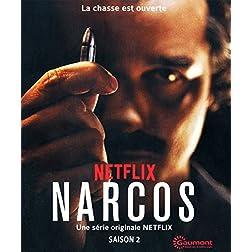 Narcos // Season 2 [Blu-ray]