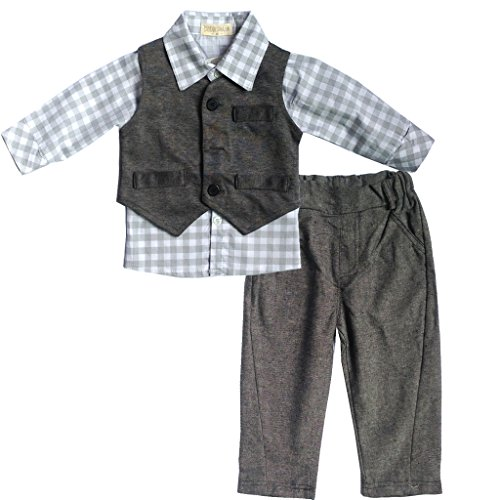 BHL Baby Boys Outfits 0-24 Month