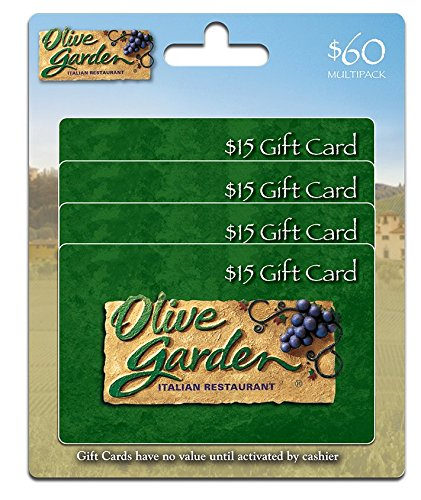 Olive garden gift cards multipack of 4 15 076750058271 - Olive garden gift card at red lobster ...
