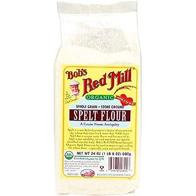Bob's Red Mill Organic Spelt Flour - 24 oz from Bob's Red Mill