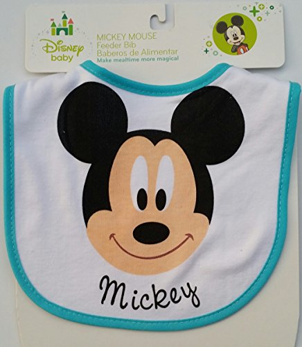 Disney Baby Mickey Mouse Feeder Bib
