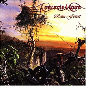Concerto Moon - Rain Forest (Promo CD)