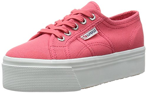 Superga 2790Acotw Linea Up And Down, Sneaker, Donna, Rosa (Pink Paradise), 38