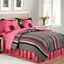 Jackie Kabloom Collection 6 Piece Twin Bedding Set