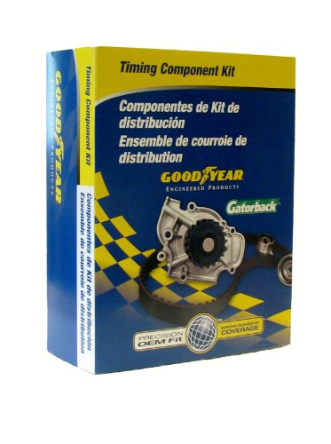 Continental Elite GTKWP286 Timing Belt Component Kit (With Water Pump) (Continental Timing Belt compare prices)