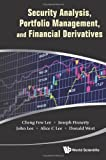 img - for Security Analysis, Portfolio Management, and Financial Derivatives book / textbook / text book