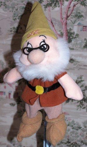 Snow White & The Seven Dwarfs Bean Bag ~ Doc W/ Glasses