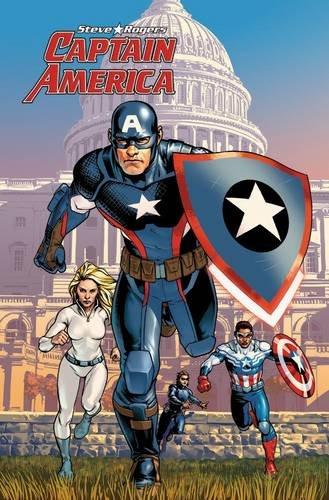 Captain America: Steve Rogers Vol. 1: Hail Hydra (Captain America Comic Book 1 compare prices)