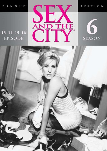Sex and the City - Season 6, Episode 13-16