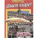 ¡Buen viaje! Level 1, Student Tape Manual (Spanish Edition)