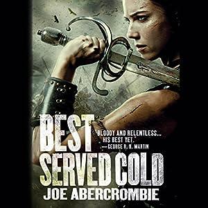 Best Served Cold Audiobook