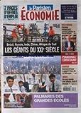 PARISIEN ECONOMIE