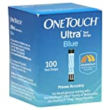 OneTouch Ultra Test Strips, Blue, 100 ct.
