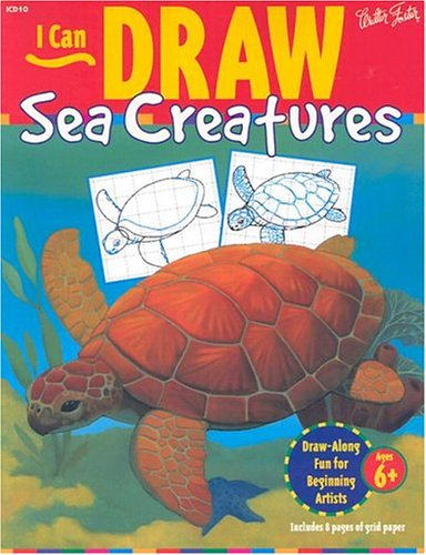 I Can Draw Sea Creatures