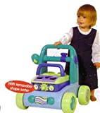 Toy - Mamaz & Papa Light & Sound Activity Walker