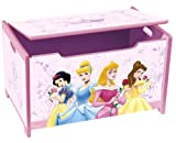 Disney Princess Pretty Pink Toy Box