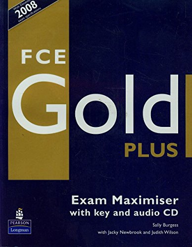 FCE Gold Plus. Exam Maximiser