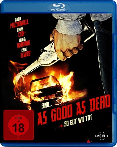 As Good As Dead - So gut wie tot [Blu-ray]