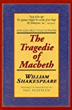 The Tragedie of Macbeth: Applause First Folio Editions (Applause Shakespeare Library Folio Texts) (1557832900) by William Shakespeare