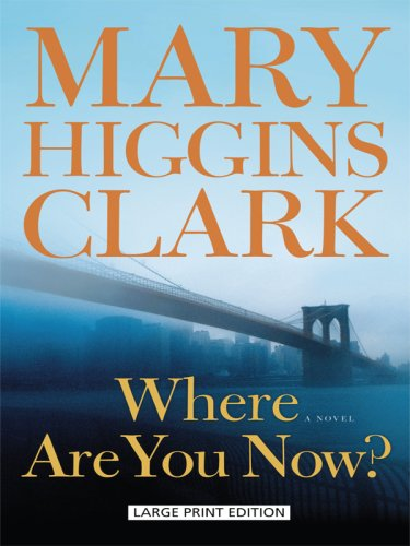 Where Are You Now? (Thorndike Press Large Print Basic Series)