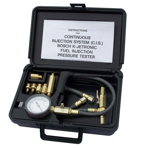 tool aid  cis  jetronic fuel injection tester  case fuel pressure testers