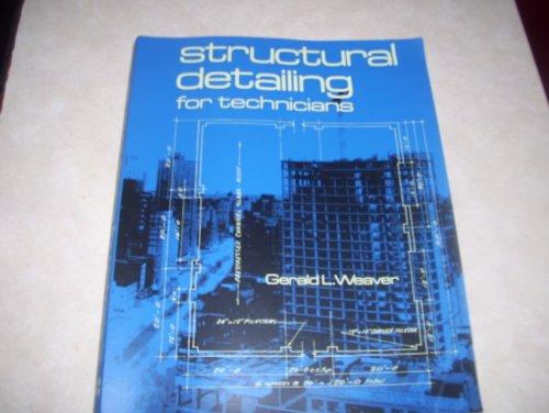 Structural Detailing for Technicians PDF