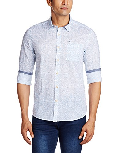 Flying-Machine-Mens-Casual-Shirt