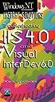 """""""Windows NT Magazine"""" Instant Solutio..."""