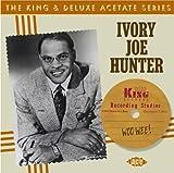 echange, troc Ivory Joe Hunter - Woo Wee ! The King & Deluxe Acetate Series