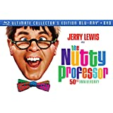 The Nutty Professor: 50th Anniversary Ultimate Collector's Edition Box Set [Blu-ray + DVD]