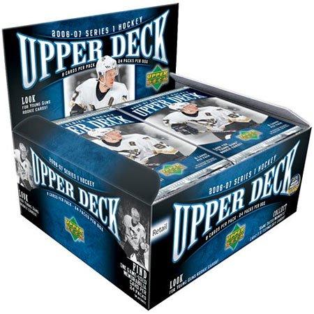 2006/07 Upper Deck Series 1 Hockey Cards Box