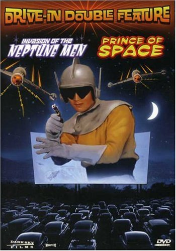 Prince of Space/Invasion of the Neptune Men (Prince Of Space compare prices)