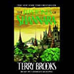 The Elfstones of Shannara: The Shannara Series, Book 2 (       UNABRIDGED) by Terry Brooks Narrated by Scott Brick