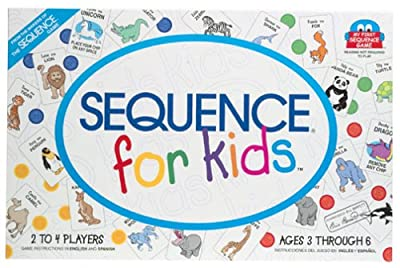Sequence For Kids by Jax Ltd Inc