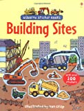 Felicity Brooks Building Site (Usborne Sticker Books) (Usborne First Sticker Books)