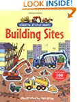 Building Site (Usborne Sticker Books)...