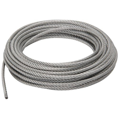 "7/32"" X 50 Ft. Aircraft Grade Wire Rope"