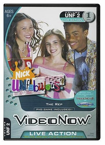 "Videonow Personal Video Disc: Unfabulous - ""The Rep"" - 1"