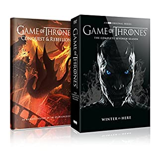Book Cover: Game of Thrones: The Complete Seventh Season