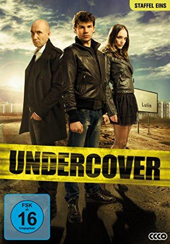 Undercover - Staffel 1 [4 Discs]