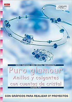 Puro glamour / Pure Glamor: Anillos y colgantes con cuentas de cristal