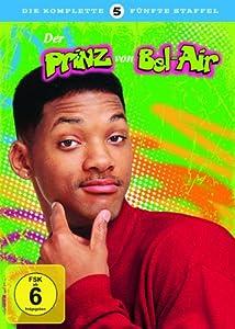 Der Prinz von Bel-Air - Die komplette fünfte Staffel [3 DVDs]