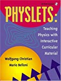 Physlets: Teaching Physics with Interactive Curricular Material