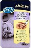 HiLife Indulge Me! Cat Food Skipjack Tuna & Mackerel in Jelly '16 x 80g Pouches'