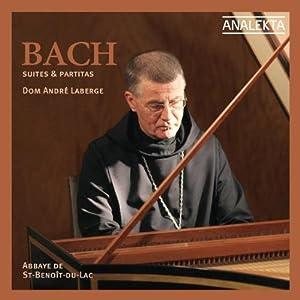 J.S. Bach: Suites & Partitas